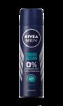Déodorant homme fresh ocean 0%aluminium NIVEA