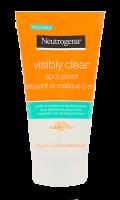 Nettoyant/masque Visibly Clear 2en1 NEUTROGENA