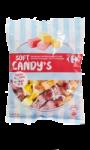 Bonbons tendres sans sucres Carrefour
