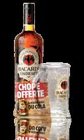 Rhum Oakheart Bacardi +1 chope offerte