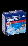 Anti-calcaire en tablettes 3 en 1 total protect CARREFOUR Anti-calcaire en tablettes 3 en