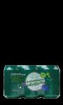 Eau minérale naturelle gazeuse Carrefour