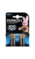 Piles LR03/AAA /1,5V DURACELL