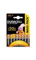 Piles Ultra Power LR03 AAA DURACELL