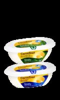 Beurre tendre doux Carrefour