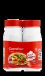 Crème liquide entière Carrefour