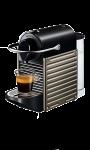 Cafetière noir dosettes pixie titanium XN3005 KRUPS