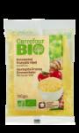Emmental bio râpé au lait cru Carrefour Bio