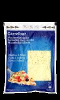 Mozzarella râpée Carrefour