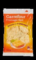 Fromage râpé Carrefour