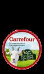 Fromage de chèvre au lait pasteurisé Carrefour