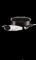 Sauteuse antiadhésif 26cm avec poignée et couvercle - l6503302 TEFAL