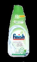 Gel lave-vaisselle Finish Power 0%