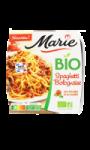 Spaghetti Bolognaise Marie