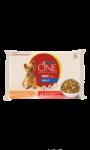 Repas pour chien mini adulte boeuf & poulet Purina One