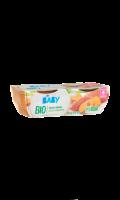 Plat bébé bio à la patate douce Carrefour Baby