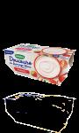 Douceurs au fromage blanc Fraises