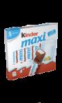 Barre Chocolat Kinder Maxi