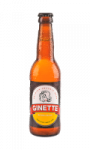Bière Blonde Bio Ginette