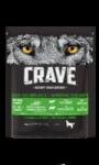Croquette pour chien riches en protéines et sans céréales à l'agneau et au boeuf Crave™