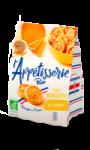 Biscuits apéritifs sablés mimolette d'Isigny & cumin  Bio L'Appetisserie