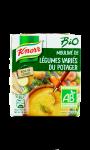 Soupe moulinée de legumes varies bio