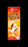 Biscuits Sabli' Choc Chabrior