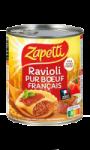 Ravioli Pur Boeuf Français Blé Complet Zapetti