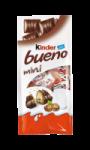 Barres chocolatées mini Kinder Bueno