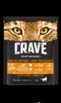 Croquettes riches en protéines et sans céréales à la dinde et au poulet Crave™