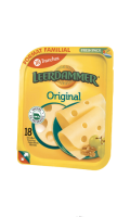 Fromage en tranches Leerdammer