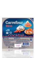 Blinis Carrefour