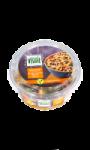 Salade duo carrottes, riz noir, quinoa Carrefour Veggie