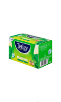 The vert matcha Tetley