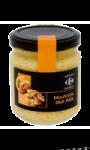 Moutarde aux noix Carrefour Sélection