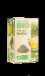 Thé vert sencha Carrefour Bio