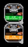Terrine pour chien riche en protéines et sans céréales Crave