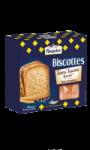 Biscottes Sans Sucres Ajoutés Blé Complet Pasquier
