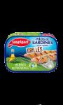 Filets de Sardine Herbes de Provence Saupiquet