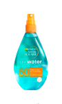 soin solaire UV water SP150 IP50 Ambre Solaire