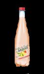 Boisson gazeuse citron touche de fraise Badoit