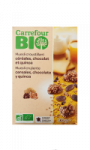 Muesli Quinoa Chocolat Carrefour Bio