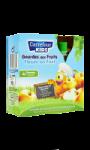 Gourde parfum pomme sans sucres ajoutés Carrefour Kids