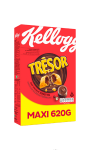 Céréales trésor chocolat noisette Kellogg's