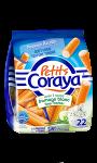 Petits Coraya sauce Fromage Blanc ail et fines herbes x22