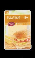 Maasdam fruité Carrefour