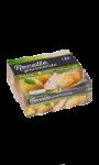 Compotes poire avec morceaux Carrefour
