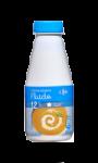 Crème légère fluide 12% MG Carrefour