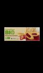 Biscuit barquettes de fraises Carrefour Bio