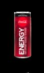 Coca-Cola Energy sans sucres